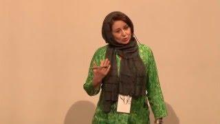 Walking on Thin Ice: The Two Sides of Addiction   Leila Arshad   TEDxUniversityofTehran