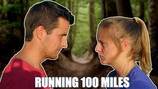 I Try Running a 100 Mile Race