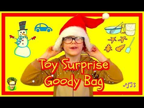 Beavers Christmas Party Kids Goodie Bag Goody Bag Toys Surprise Episode 10