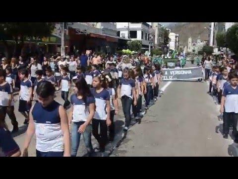 2015 09 Duda desfile 7 set CPUC  - São Fidélis RJ