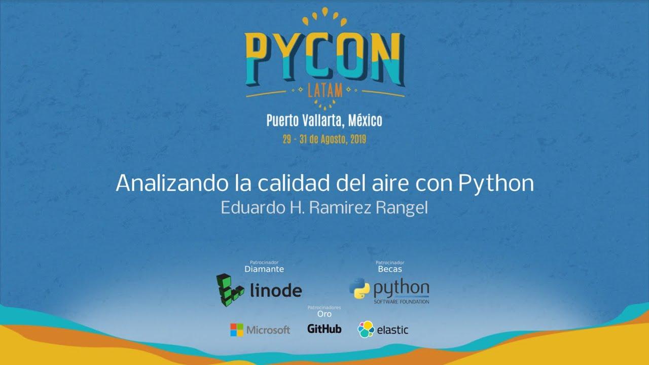 Image from Analizando la calidad del aire con Python