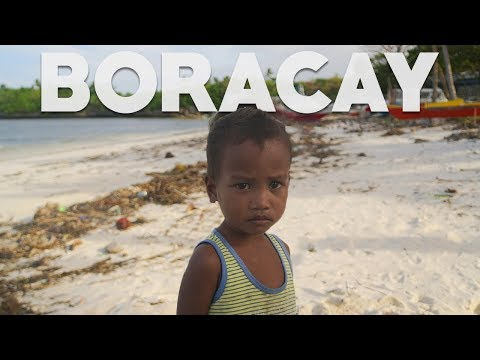 THE DARKER SIDE OF BORACAY - Exploring Boracay's SLUMS!