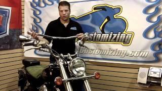 TOTW Motorcycle Handlebars