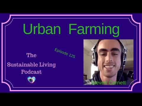 SLP 125 Urban Farming