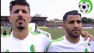 اهداف مباراة الجزائر الطوغو 4 -1