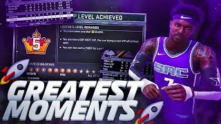 POWERS GREATEST MOMENTS OF 2K18! GOODBYE NBA 2K18 MONTAGE