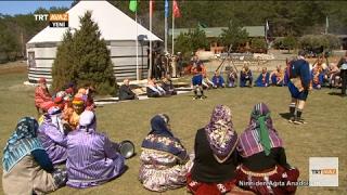 Kayı Obası ile Eskişehir Bozdağı Yaylaları - Yörükler - TRT Avaz