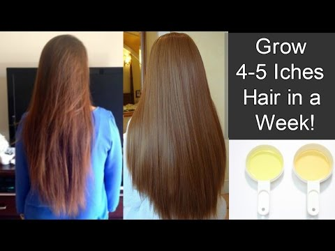 Stop Hair Fall - Grow Hair Faster - Hair Treatment By Simple Beauty Secrets