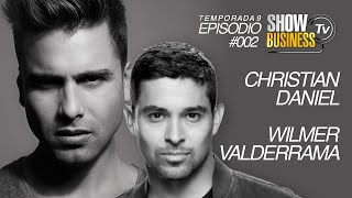 Show Business TV - Temp 9 - Epis 002 - Christian Daniel - Wilmer Valderrama