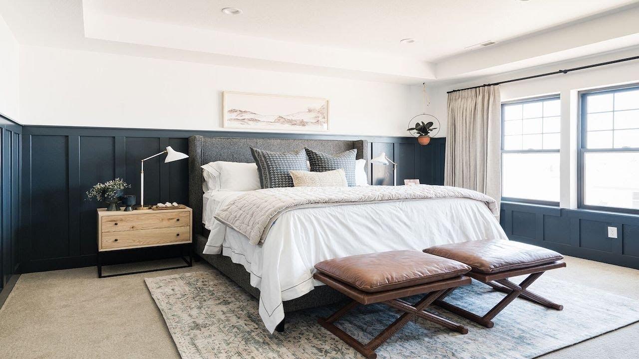 the dreamiest bedroom before