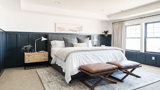 Two-Day Transformation: Master Bedroom Before/After