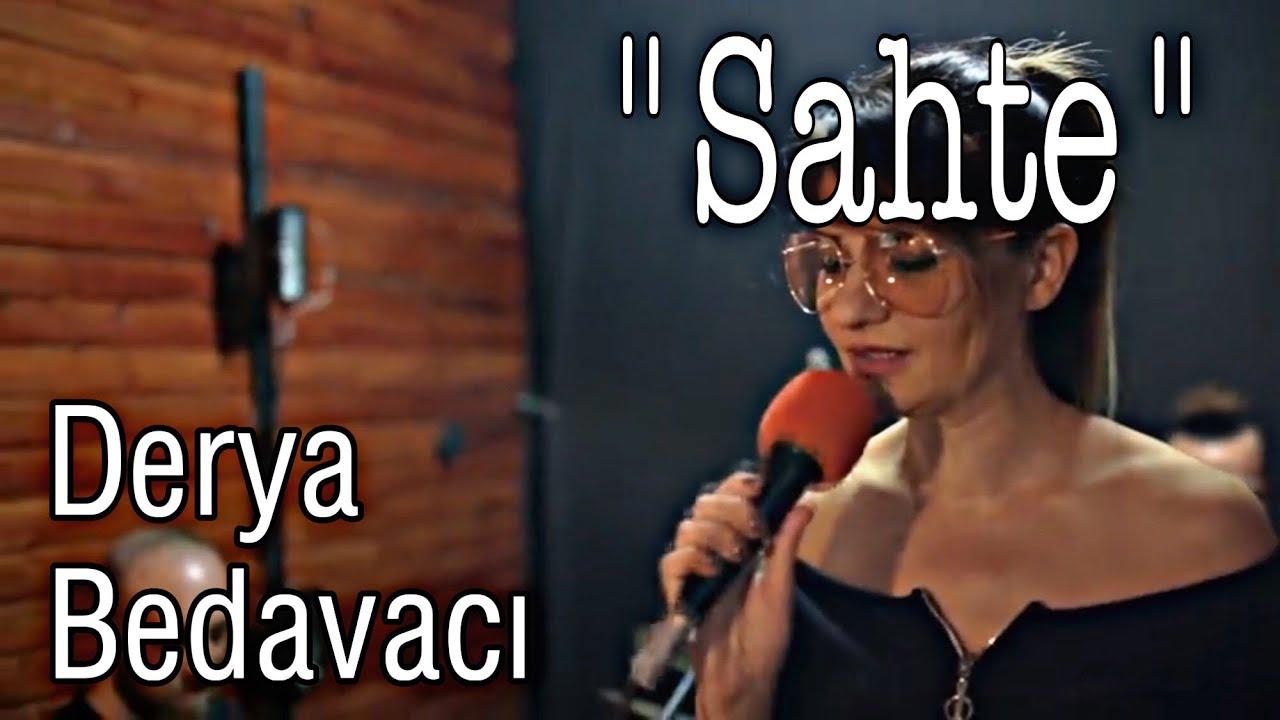 Download Derya Bedavacı - Sahte ( Cover )