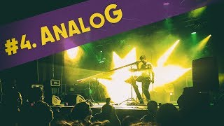 Zalem Delarbre #4. AnaloG (Live Looping)