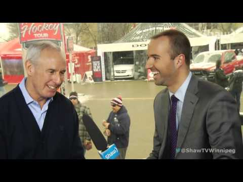 Sports Talk with Mike Valente - Ron MacLean Interview