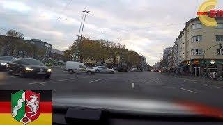 [DÜSSELDORF] Organtransport Alarmfahrt (Inside-View)