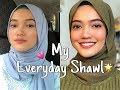 My Everyday Shawl   nrlizzhmhd