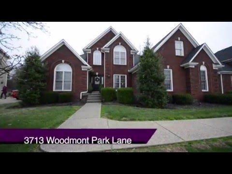 Louisville Area Home For Sale   3713 Woodmont Park Lane - Lousville, Kentucky 40245