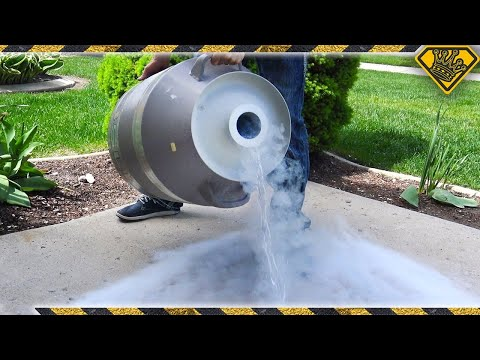 Thumbnail: Where Do You Get Liquid Nitrogen?