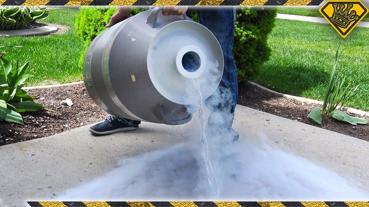 How to Purchase Liquid Nitrogen