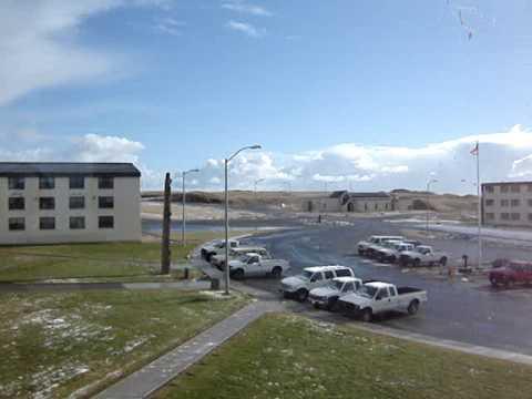 Eareckson AS, Shemya, Alaska