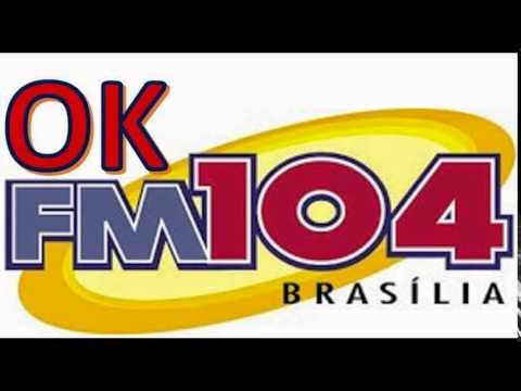 Prefixo Radio 104 104.1 FM Brasilia DF