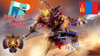 MN Dota2!! Ne.o BH THE POCKET THIEF!!  SMASHING 7K PLAYERS