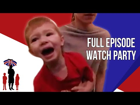 Watch Party - Season 1 Episode 2 | Full Episode | Supernanny