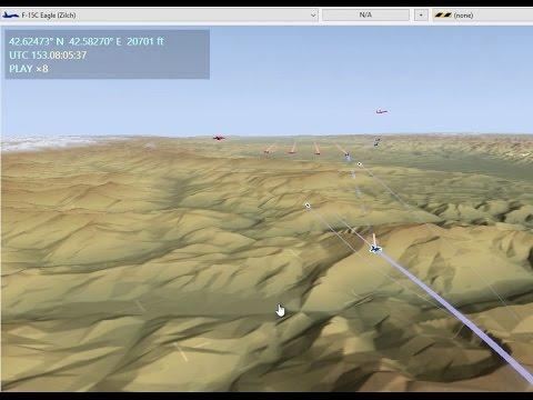 DCS: F-15C AMRAAM vs. Multiple Targets Tutorial
