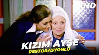 Kızım Ayşe | Yıldız Kenter Necla Nazır Restorasyonlu Türk Filmi | Full HD Film İzle
