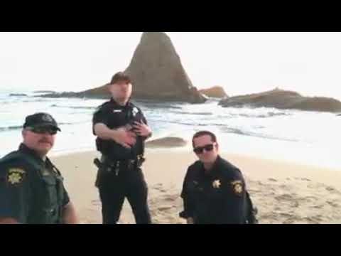 San Mateo sheriffs lip sync Boys 2 Men
