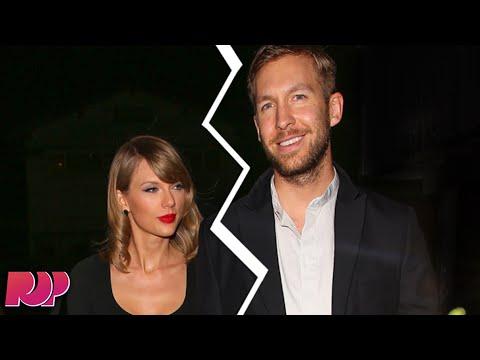 Calvin Harris Slams Taylor Swift In Twitter Rant
