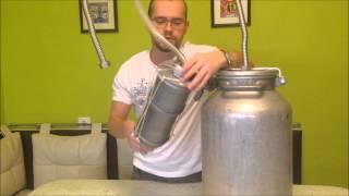 Простейший самогонный аппарат своими руками/How to make elementary moonshine still own hands(, 2014-12-21T18:21:55.000Z)