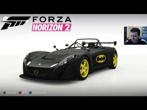 forza horizon 2 xone ep 2 lotus 2 eleven el batm vil. Black Bedroom Furniture Sets. Home Design Ideas