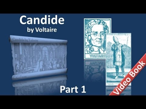 Part 1 - Candide Audiobook by Voltaire (Chs 01-18)