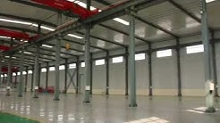 4000 Square Meters Warehouse Building