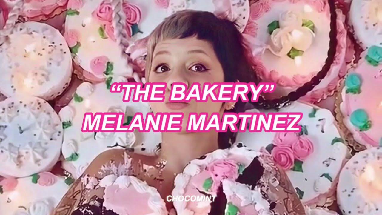 [和訳]The Bakery - Melanie Martinez