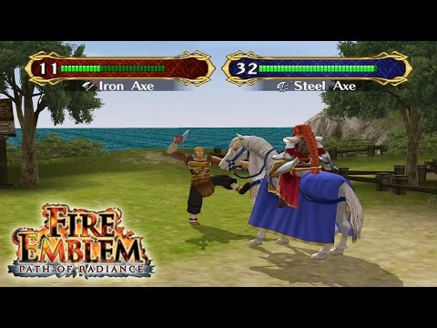 [60 FPS] Dolphin Emulator 5.0 | Fire Emblem: Path of Radiance [1080p] | Nintendo GameCube
