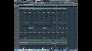 Machine Gun Kelly - Black Tuxedo feat. Tezo [INSTRUMENTAL] (Terabeatz FL Studio cover)