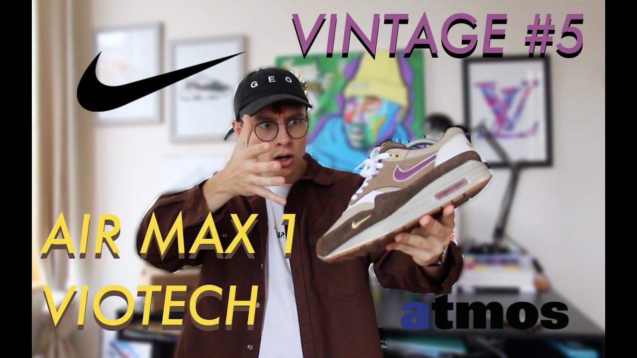 VINTAGE #5 : AIR MAX 1