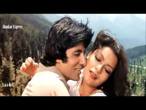 Kab Ke Bichhde Hue HD | Laawaris | Jhankar HD