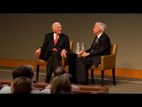 John C. Whitehead & Tom Brokaw: Talks at GS Session Highlights