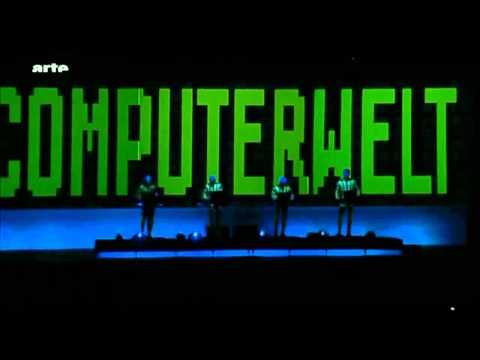 Kraftwerk  Numbers ComputerWelt   Hurricane Festival 2009 HD