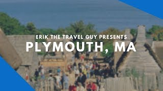 Gambar cover Plymouth, Massachusetts  | Vacation Travel Video Guide