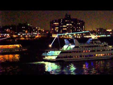 View From Pier 17(South Street Seaport), Lower Manhattan, NYC