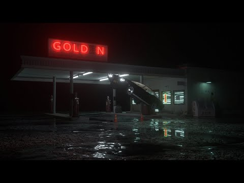 PBDY - 'Tears or Rain (feat. Samuel T. Herring)' (Official Video)