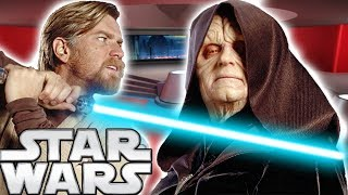 Why Yoda Didn't Take Obi-Wan to Kill Palpatine in Revenge of the Sith - Star Wars Explained