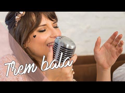 Trem Bala Ana Vilela por Lorenza Pozza