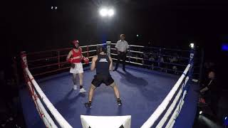 Ultra White Collar Boxing | Walsall | Jake O'Brien VS James Robinson