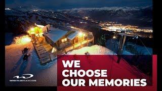We Choose Our Memories