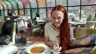 Ресторан Иль Патио в Москве!!! Пробуем итальянскую кухню!!!))